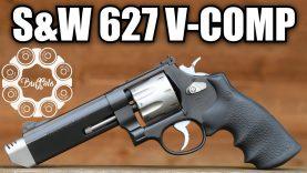 S&W 627 V-COMP Performance Center Revolver