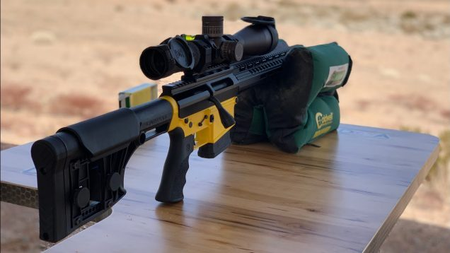 The Muzzle Blast Podcast! Ep. 2 Uintah Precision Team at SHOT Show
