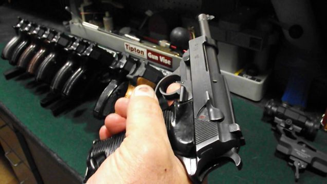 The P38…Walther, Mauser, Spreewerk,……….HYBRID????