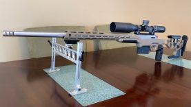 Tikka Build 7mm SAUM Parts Breakdown!