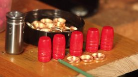 Traditional Lube Added To Powder Coated 500 S & W Bullets??