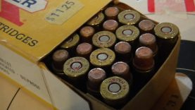 Vintage 44 Magnum Winchester Western Ammo In Perfect Condition