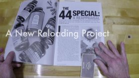 WCChapin | A New Reloading Project