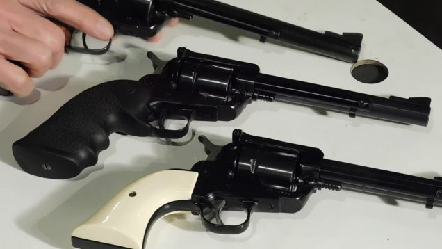 Which Ruger Single Action For John P??