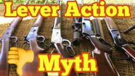 Why I Don't Like Lever Actions, myth?