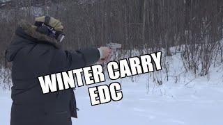 Winter Carry EDC