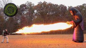XL18 Flamethrower!!!