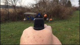 XS F8 night sights for Glocks