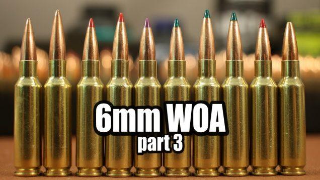 6mm WOA – part 3
