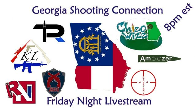 Georgia Shooting Connection Friday Night Live Stream