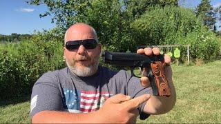Thin LOK Grips Beretta 92FS (shooting impressions)