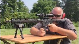 Vortex strike eagle 1-6 scope
