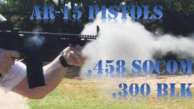 AR Pistols Function Check