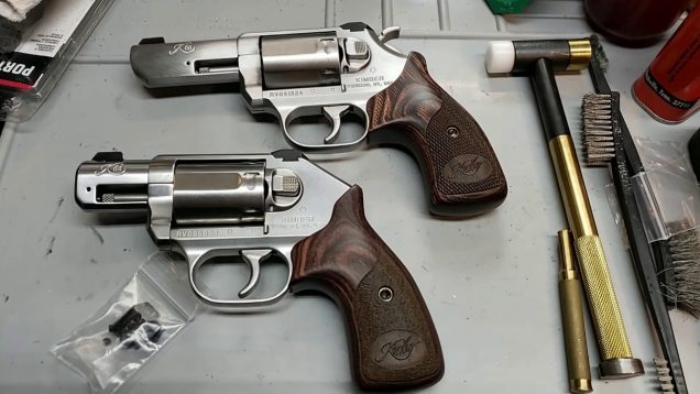 Kimber K6S Revolver: Get a Grip or Two — Why Kimber?