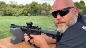Sighting in Project: Shorty AR15
