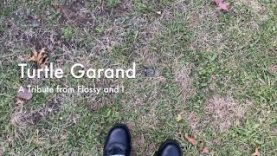 WCChapin | Turtle Garand – A Tribute from Flossy and I