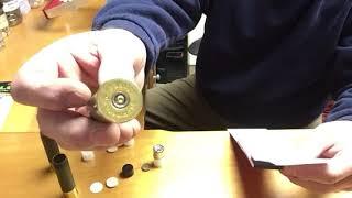 10ga slug mold loading and range report.