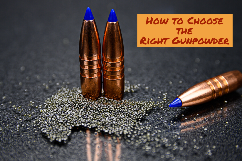 How to Choose the Right Gunpowder for Handloading 2