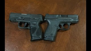 Comparing the S&W Shield & the Taurus G2C