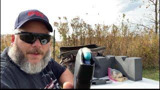 Ladder test Lee 356-125-2R 9mm bullets from MCK