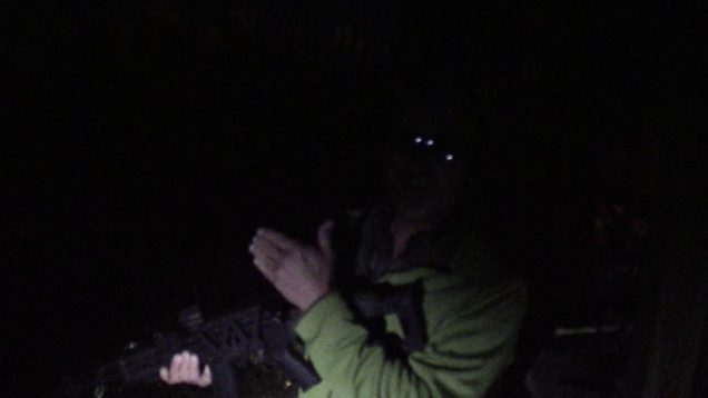 Shooting Low Light/No Light? RIFLE (What To Expect) Smoke Screens and Fire