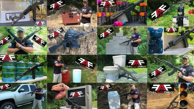 ? BEST OF FULL AUTO FRIDAY 2019 ?