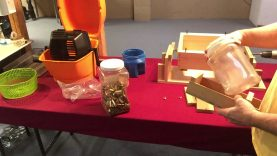 How I clean my brass. Wet brass tumbling
