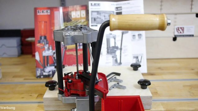 Lee Auto Breech Lock Pro Reloading Press