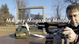 WCChapin | M4gery Magazine Malady – Finicky and Fumbly Feeding Frenzy