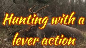 Hunting with a 71 Winchester in 348 caliber