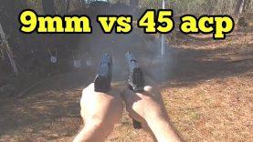 Part 2 Steyr M9 vs Para-Ordnance LDA Nite-Tac .45 ACP 14+1 Rounds Covert Black
