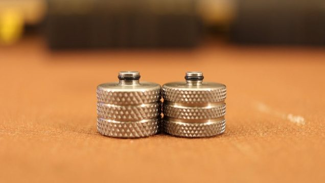 Primer Pocket Plugs from 21st Century Shooting