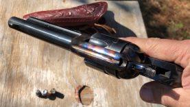 Testing 45 Colt in Ruger Bisley Vaquero