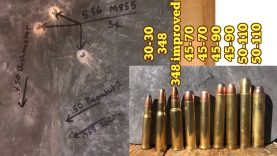AR500 Level III Armor Plate ? Lever Actions, Big Bore 1886 Winchester