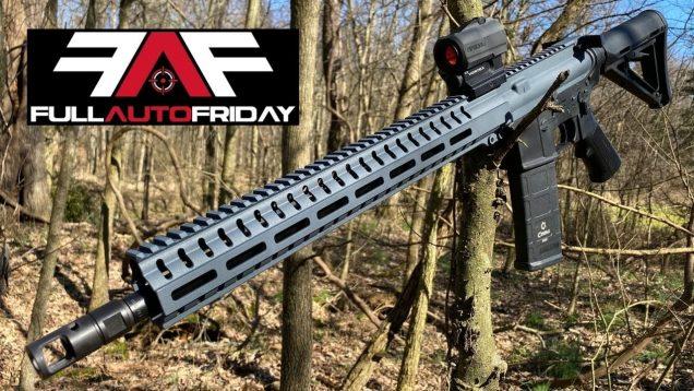 Full Auto CMMG Resolute 9mm ? (Full Auto Friday)