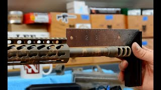 6 5 Grendel Pt5 – Coating Fail, Success, and Final Assembly