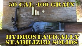 400 grain Hydrostatically Stabilized for the 50-110 WCF