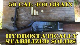 400 grain Hydrostatically Stabilized for the 50-110 WCF