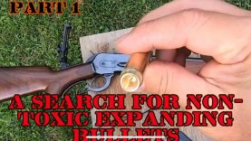 50-110 WCF Non-Toxic Expanding Boar Busters