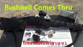 Bushnell Service Comes Thru.  TRS 26