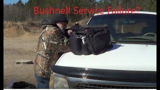 Bushnell Update TRS25 still Sucks