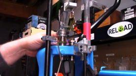 Dillon XL 750 10mm Case Bell Setup  Part 9