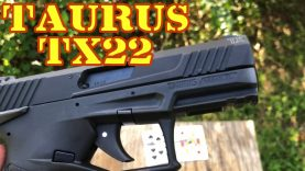 First look at the Taurus TX22