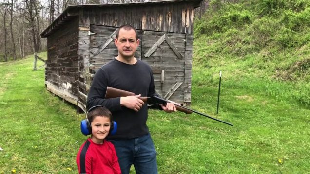 Little Kentucky Patriots hit the range with a .410
