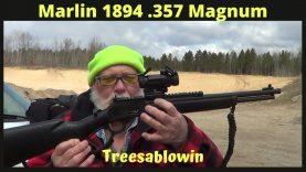 Marlin 1893 357 Magnum