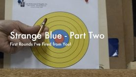WCChapin | Strange Blue – Part Two…First Rounds I've Fired from You!