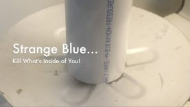 WCChapin | Strange Blue…Kill What's Inside of You!