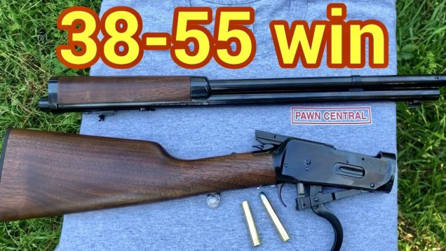 38-55 Winchester Model 94 Trails End Takedown