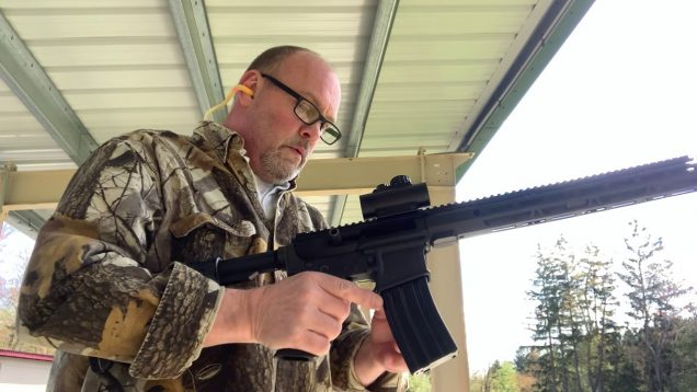 50 Beowulf At The Range Function Test 3