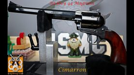 ? Cimarron BadBoy 44 Magnum: Dayattherange Giveaway?